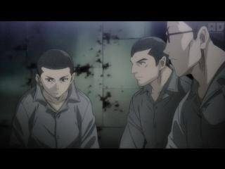 [18+] 8 серия | Rainbow Nisha Rokubou no Shichinin | Радуга: Семеро из шестой камеры второго блока | [Amazing Dubbing]