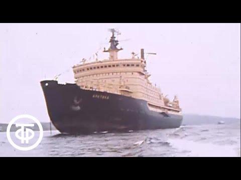 Арктика у родных берегов Эфир 23 08 1977 г 1977