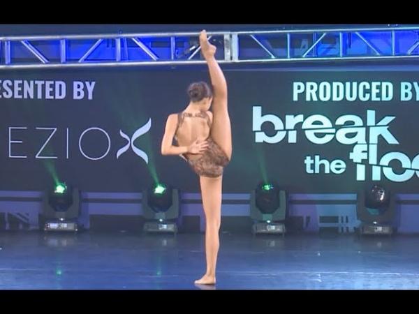 Sophia Lucia | DancerPalooza Beat Squad Performance