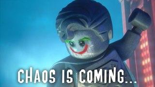 Official LEGO DC Super-Villains Teaser Trailer