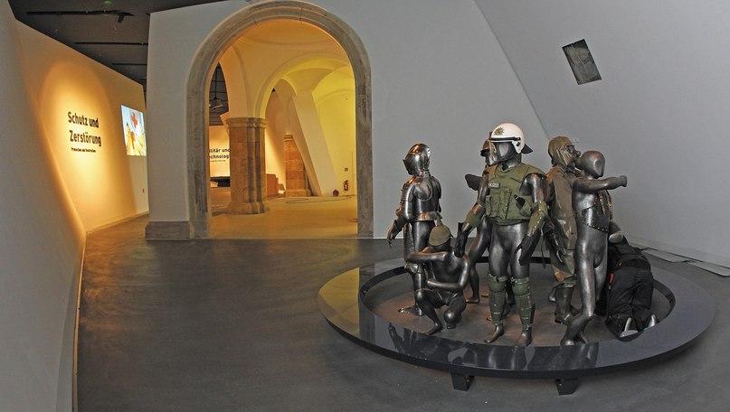 Военно-исторический музей вооружённых сил Германии, изображение №10