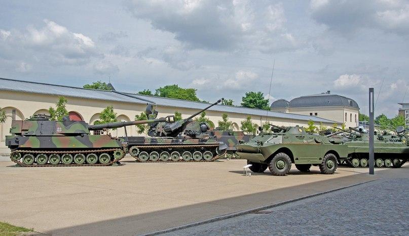 Военно-исторический музей вооружённых сил Германии, изображение №39
