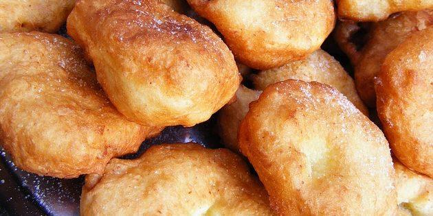 10 рецептов вкусных пышных пончиков с начинками и без, изображение №6
