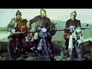 Реклама советских мотоциклов, 1966 год
