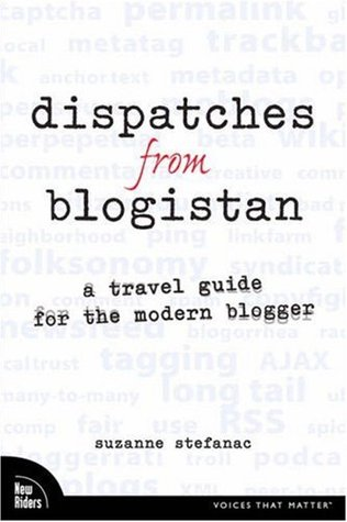 Suzanne Stefanac] Dispatches from Blogistan A tr