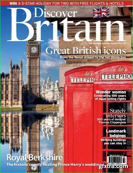 Discover Britain FebruaryMarch 2018