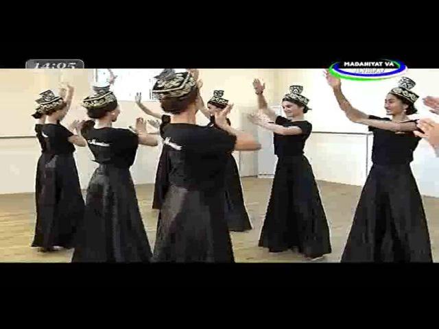 HIROM AYLAB MUSIQIY TV KO'SATUV UYG'URCHA RAQS