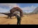 Ark scorched earth 3 Поиск и убийство червя смерти