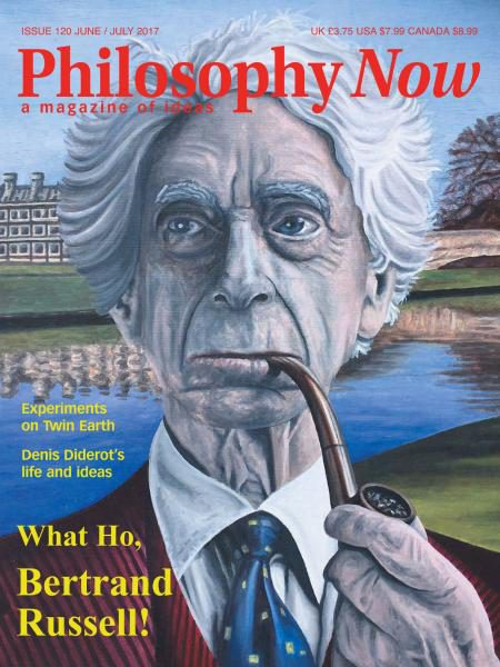 Philosophy Now Issue 120 JuneJuly 2017