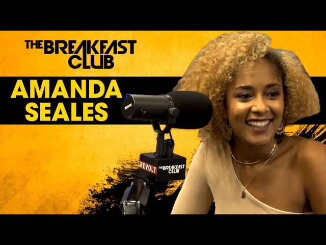 Amanda Seales Dishes On Floetry Getting Fired Because Jay Z Her Hollywood Come up More