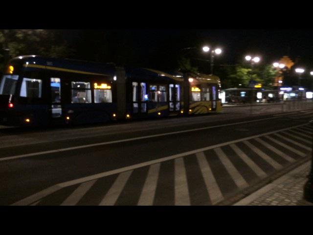 Трамвай Pessa Swift в Торуне - Польша