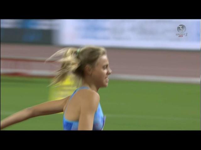 Стрибки у висоту 🇺🇦 Юлія Левченко 1 94м 3 е місце Діамантова Ліга 2017