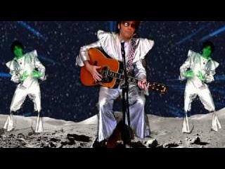 Space Oddity - David bowie Impression by Stevie Riks