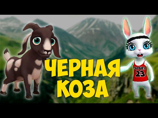 Черная Коза Веселая заводная прикольная песня переделка попурри от ZOOBE Муз Зайка