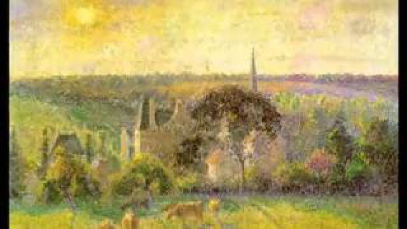 Писсарро Камиль (Pissarro, Camille) French Impressionist painter