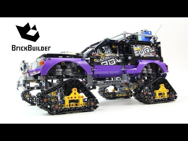 Lego Technic 42069 Extreme Adventure - Lego Speed build
