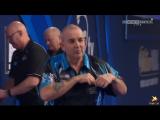 Phil Taylor vs Kevin Painter (PDC World Darts Championship 2017 / Round 2)