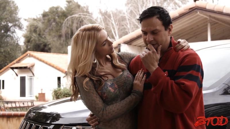 2 Sarah Vandella / Make My Wife Squirt / Заставь мою жену брызгать [2017, Sex, Cumshots, MILF, Squirting, Новый Фильм, HD 1080p]
