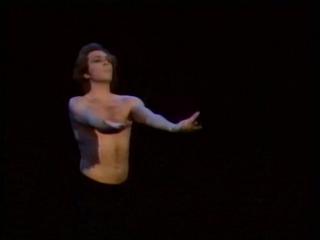 Adagietto. Jorge Donn. Choreography - Maurice Béjart