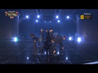 PERF | 161229 | Infinite -  (The Eye) (Remix) @ KBS Gayo Daechukje 2016