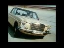 Mercedes Benz Stroke Eight /8 Sedans W114 W115 Specs Documentary