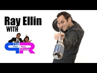 Leonard Nimoy, Jay Leno and Jim Carrey moments with comedian, Ray Ellin!