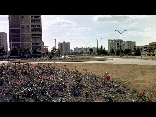 1976 1990 Life in Pripyat Жизнь в Припяти Authentic Footage