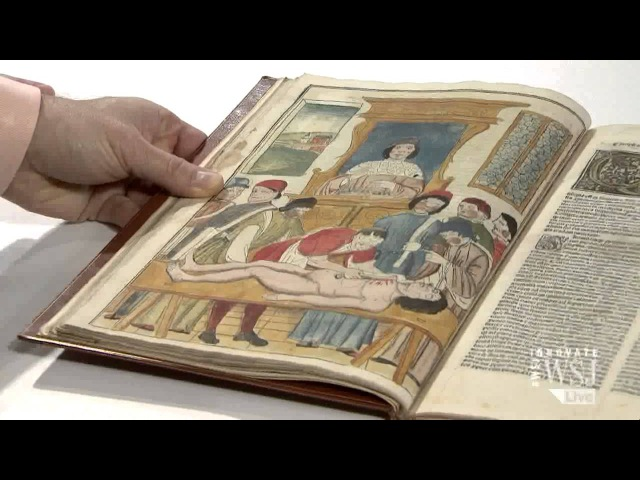 Inside One of the World's Oldest Medical Books Unleashing Innovation