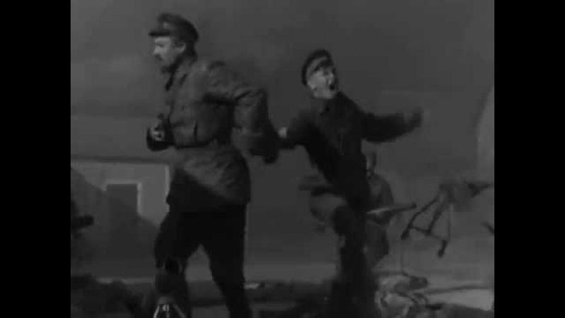 Шёл отряд по берегу шёл издалека Песня о Щорсе Фильм Щорс