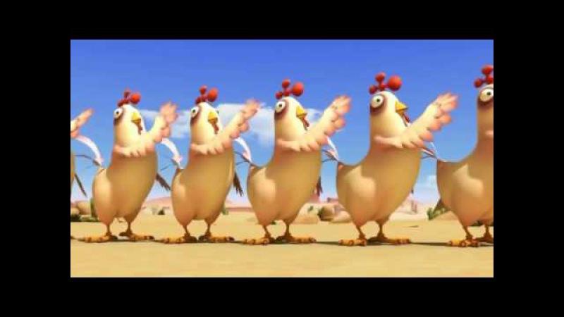 Смешной Мультик Оазис Оскара Заклинатель куриц