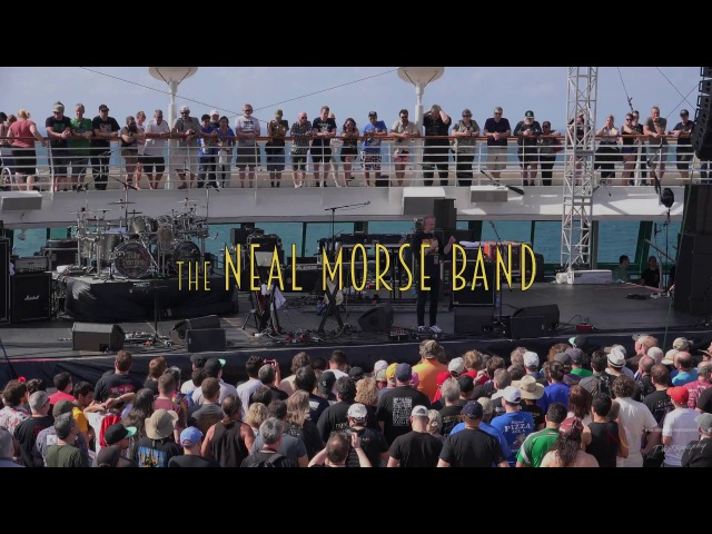 The Neal Morse Band Live at The Pool Stage First show Cruise to the Edge 2017 Ultra HD
