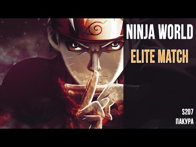 Ninja World Elite Match StarK Opogame
