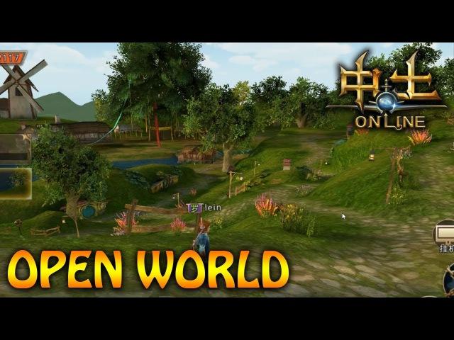 Versi Resmi Mobilenya Kah In The Soil Online CN Android MMORPG Open World Indonesia