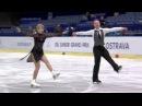 2016 ISU Junior Grand Prix - Ostrava - Short Dance Alexandra BORISOVA / Cezary ZAWADZKI POL