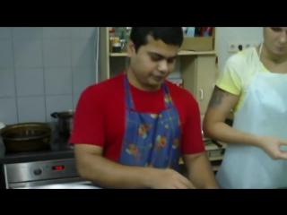 Самосы - Уроки ведической кулинарии