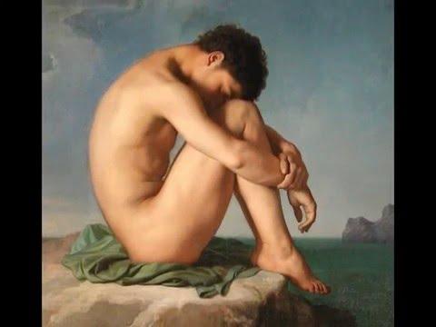 HIPPOLYTE FLANDRIN 1809 1864