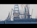 КрЫмский(24.12.17)мост! Мост ТАМАНЬ-КРЫМ от и до в мельчайших подробностях! Все нюанс