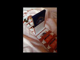 TUTORIAL Chocolate box | МК Шоколадница с чаем, кофе и ложечкой