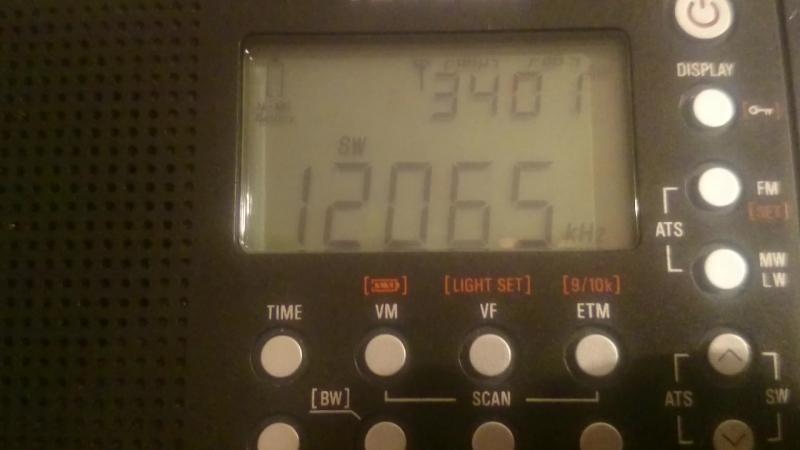 12065 kHz EWTN WEWN Vandiver Alabama USA ~8052km