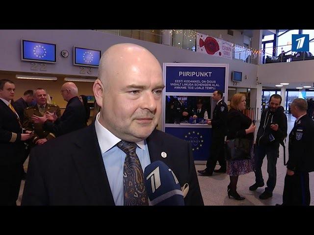 Эстония 10 лет назад страна присоединилась к Шенгену