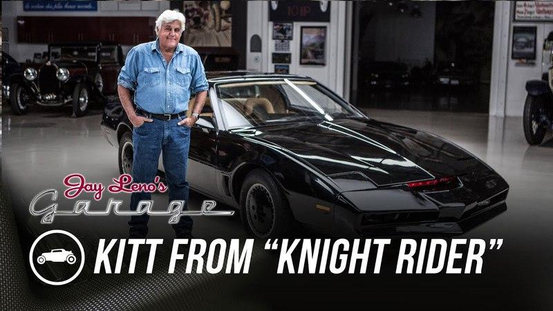 1982 KITT From Knight Rider Jay Leno's Garage