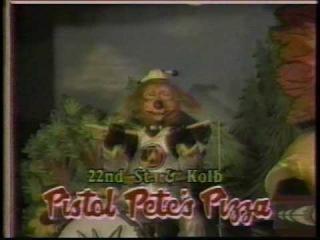Pistol Pete's Pizza