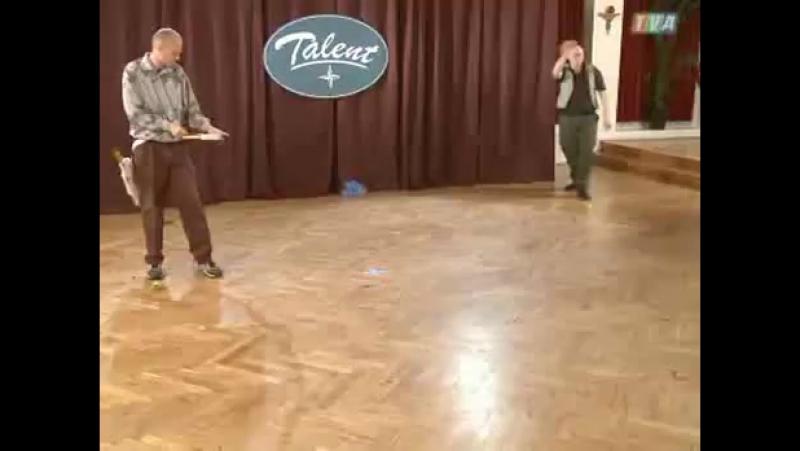 Два долбоёба Украина иммеет талант