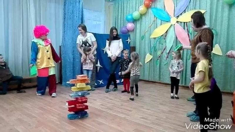 Чупа и Чупс Волшебный цветочек 2018 СТУПЕНЬКИ ДЕТСТВА