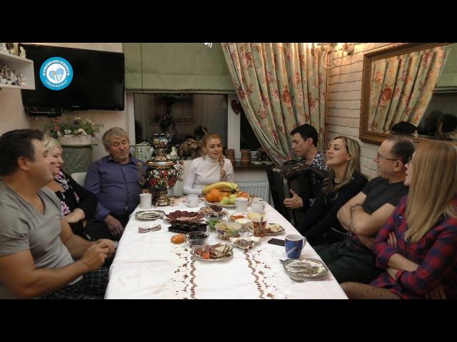 Яблоневый вечер ансамбль Калина и Катя Болотова