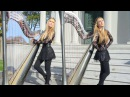 METALLICA Fade to Black Harp Twins Camille and Kennerly
