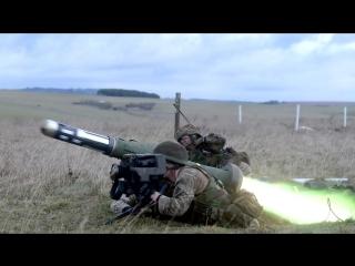 Переносной противотанковый ракетный комплекс fgm-148 джавелин
