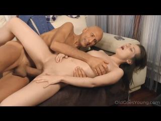 Lizi Vogue - OldGoesYoung [All Sex, Hardcore, Blowjob, Gonzo]
