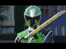 Green Ranger in Power Rangers Super Ninja Steel Princess Viera Superheroes Fan Edit