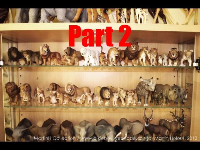 MartinH Collection Schleich Papo Safari Ltd CollectA Mojo Bullyland part 2